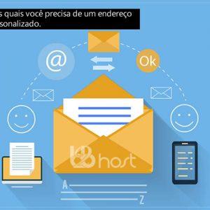 Blog B2B Host | 6 razões pelas quais você precisa de um endereço de e-mail personalizado.