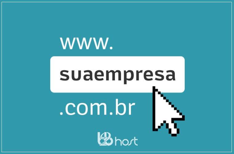 Blog B2B Host | Como escolher um nome de domínio?