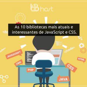 Blog B2B Host | 10 bibliotecas interessantes de JavaScript e CSS para novembro de 2018.