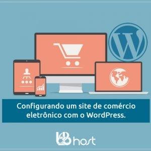 Blog B2B Host | Configurando um site de comércio eletrônico com o WordPress.