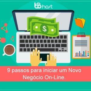 Blog B2B Host | Negócios On-line - 9 passos para iniciar um novo negócio on-line.