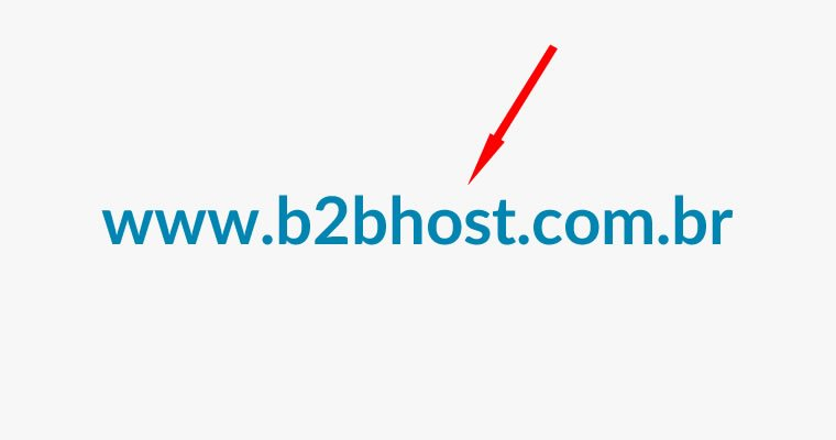 Blog B2B Host | O que é um domínio?
