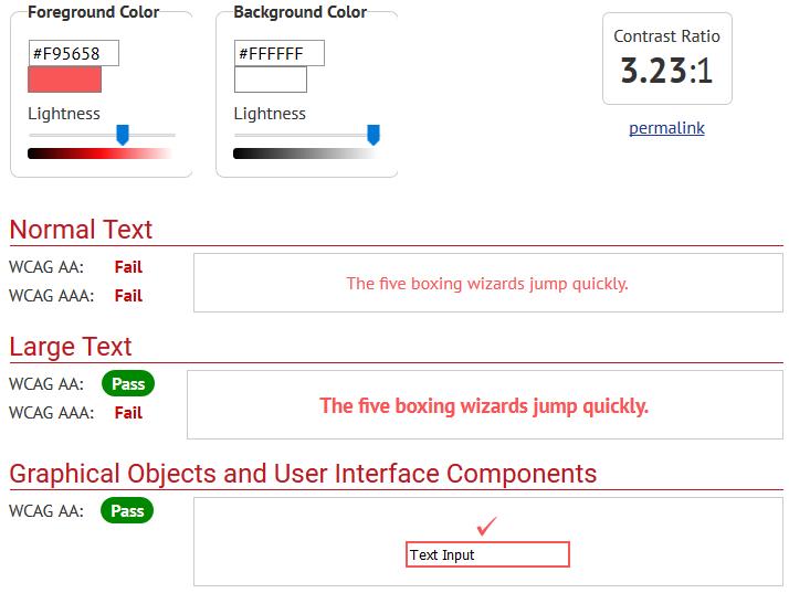 Blog B2B Host | Web Design - Google Fontes - Ferramenta de Verificação de Contrastes